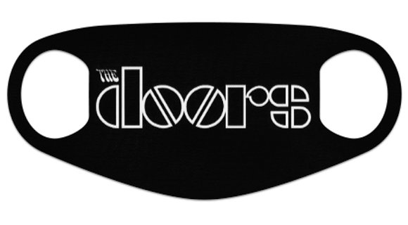 The Doors Face Mask