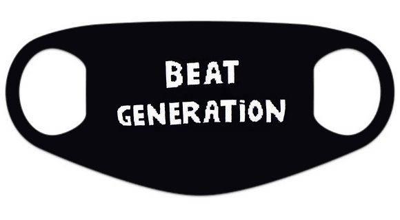 Beat Generation Face Mask