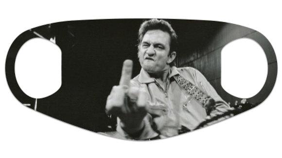 Johnny Cash Face Mask