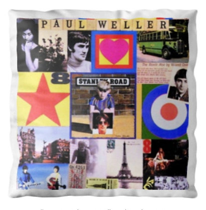Stanley Road Cushion Cover