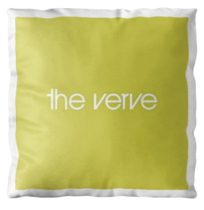 The Verve Cushion Cover