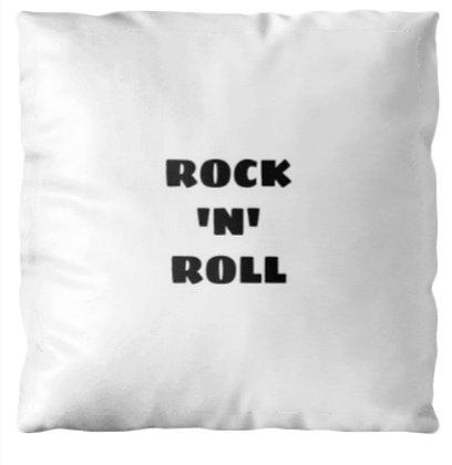 Rock n Roll Cushion