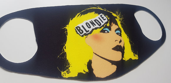 Blondie Face Mask