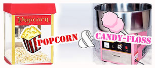 Looking For A Popcorn & Candy Floss Cart