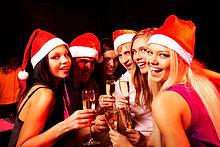 Christmas Disco Party