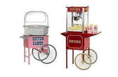 Looking For A Candy Floss & Popcorn Cart?