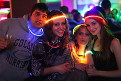 Looking For A UV Glow Teenager Party?