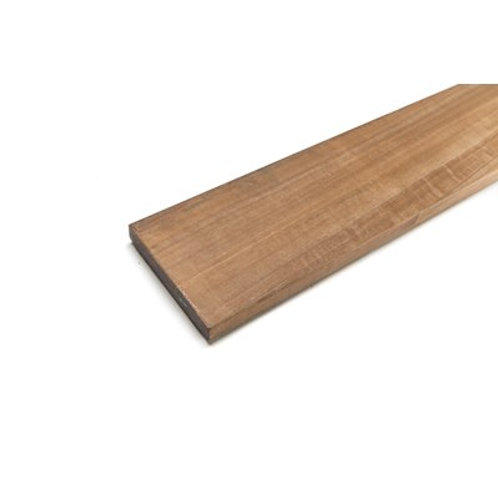 21mm x 145mm x 3.97m Smooth finish hardwood decking.
