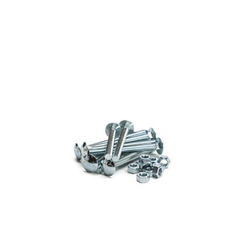 M10 Cup Square Carriage Bolt & Hexagon Nut (box of 50). Prices from: