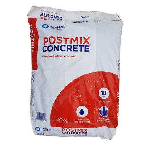 20KG Bags of Rapid Setting Post Mix.  Price per bag.