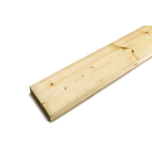 47mm x 200mm Pressure treated structural timber. Priced from: