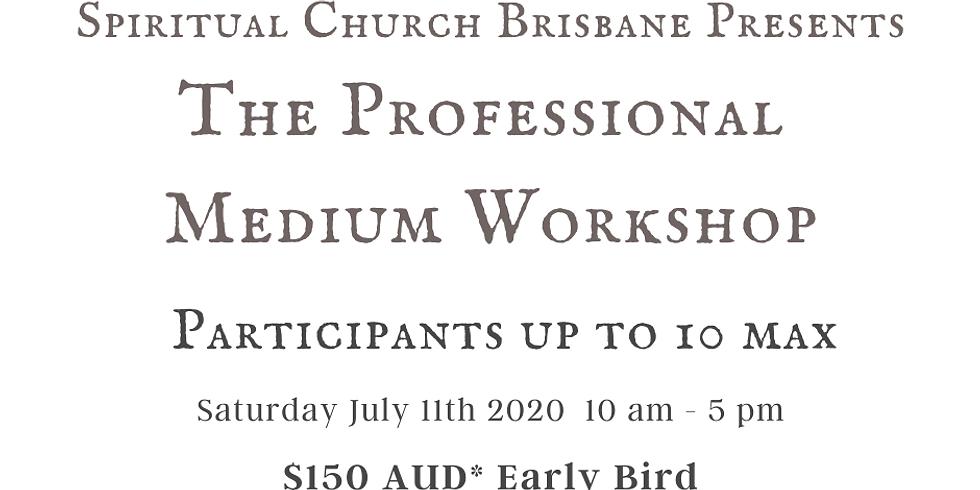 Professional Medium Brisbane up to 10 Participants Max