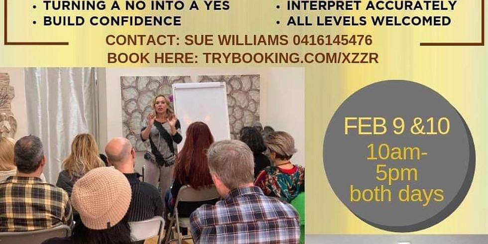 Sydney Psychic Mediumship 2 Day Workshop