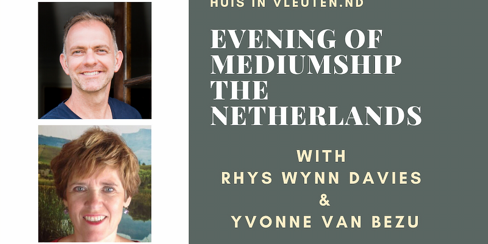 Demonstration of Mediumship in The Netherlands