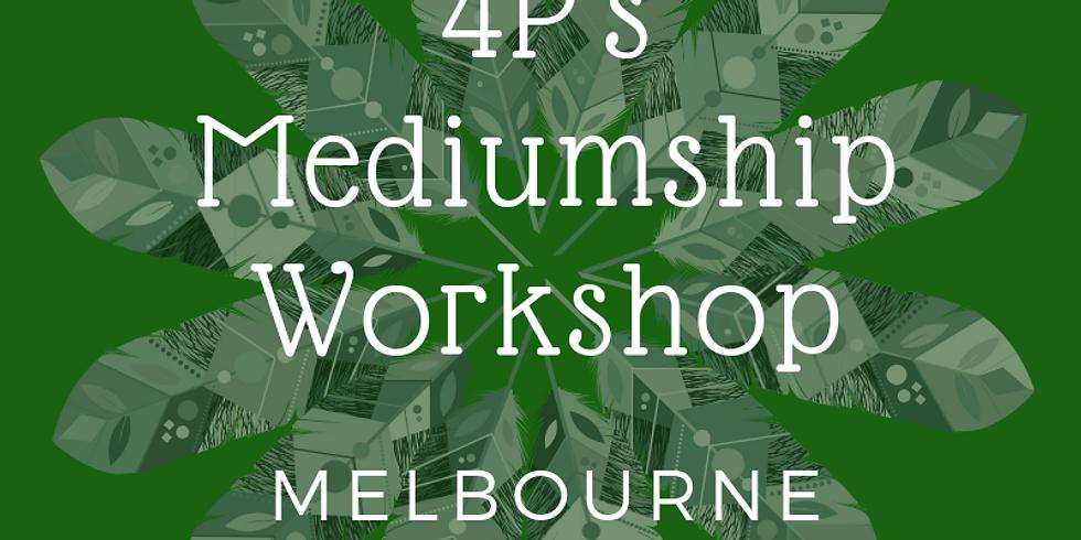 4 P's Psychic Mediumship Workshop Upwey Melbourne
