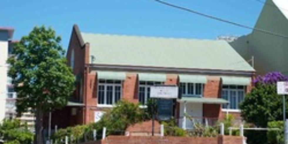 Demonstration Brisbane Spiritualist Church