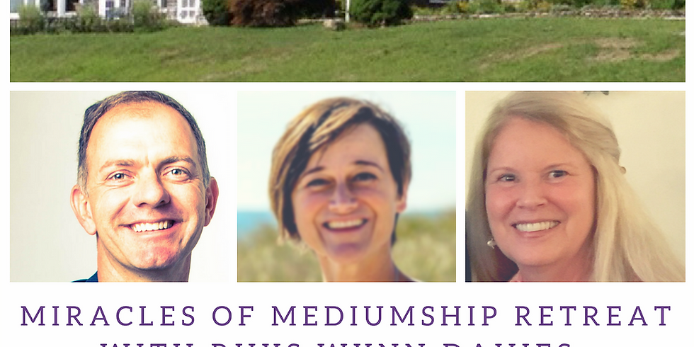 4 Day Retreat Mediumship, Duxbury, MA, USA