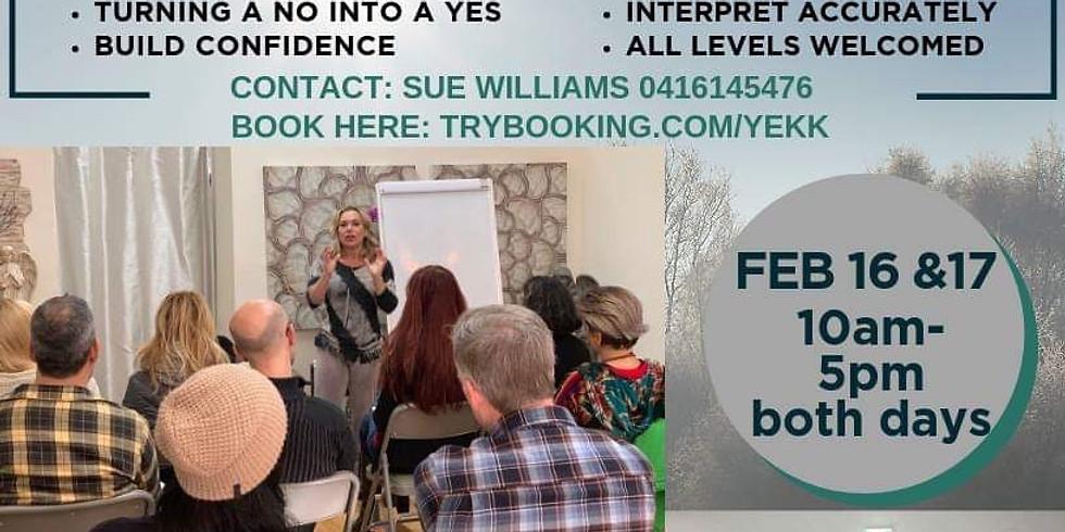 Melbourne Psychic Mediumship 2 Day Workshop