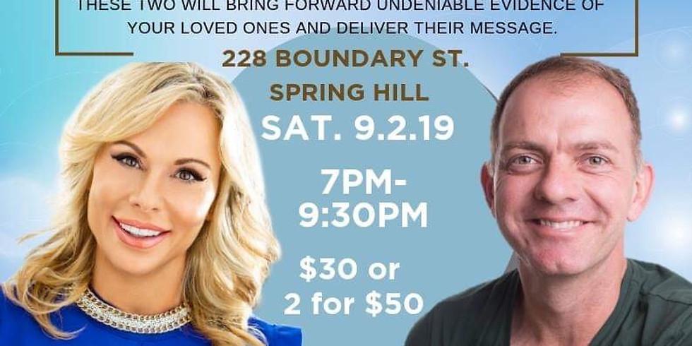 Evening of Psychic Mediumship Brisbane