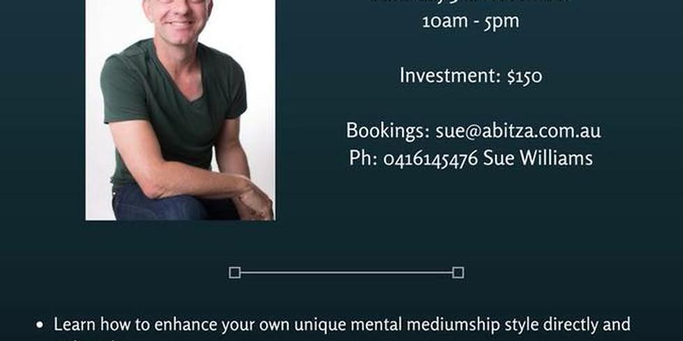 Unique Mediumship Workshop Event Upwey Melbourne, Australia