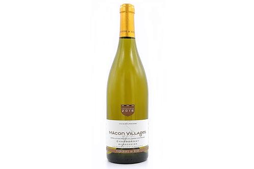 Vignerons de Buxy, Macon Villages Chardonnay 2016