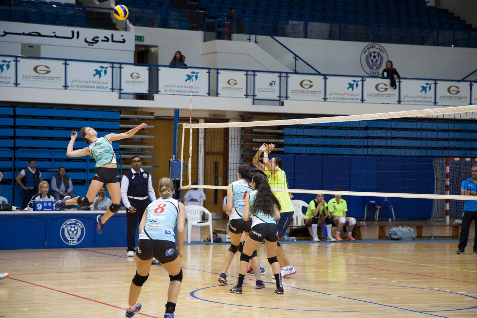 Esperia VS Skydive | Volleyball club and academy | Esperia
