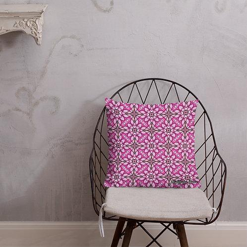 Coussin Confort Rosé