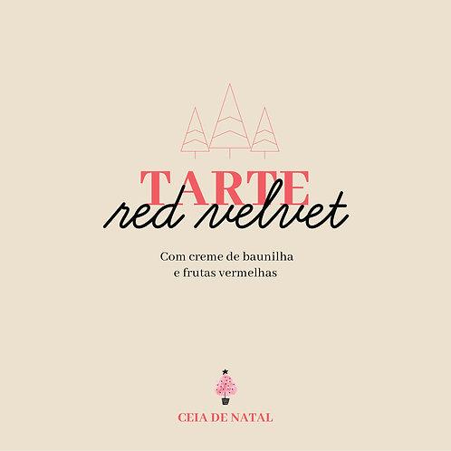 Torta Red Velvet - unitária