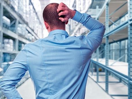 Problemas nas entregas de pedidos com causas nos estoques: um desafio para as empresas.