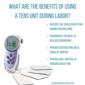 Benefits of Using a TENS Unit During Labor