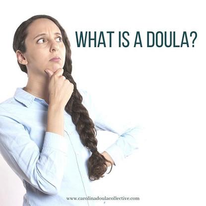 A birth doula is a non-medical professio