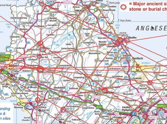 Anglesey-leylines
