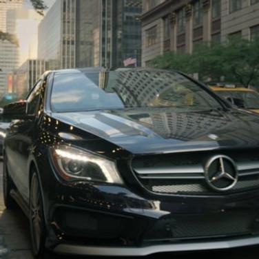 Mercedes Benz- Bastille