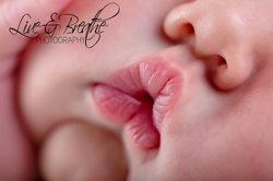 Newborn lips