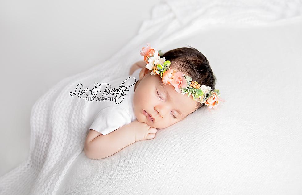 Sweet baby girl Newborn