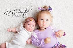 Siblings newborn