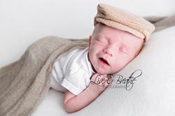 newborn newspaper boy
