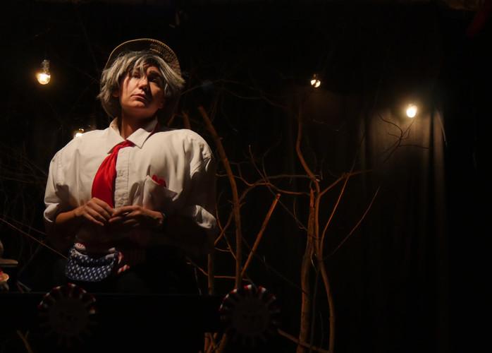 Jenna Kuerzi as The Mayor