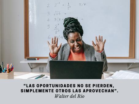 ¿Aprovechaste o Perdiste la Oportunidad?