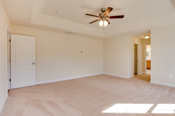 Master Bedroom w/ Tray Ceilings