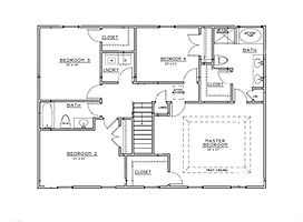 Walt's Construction Inc. Floor Plans for New Homes