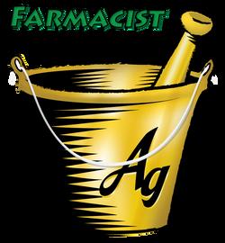 Farmacist Logo color transparent