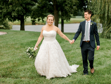 John & Elise {Camp Point, IL Wedding}