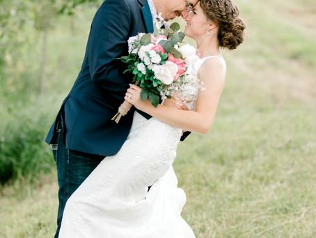Cody + Dakota Kill {Camp Point, IL Wedding}