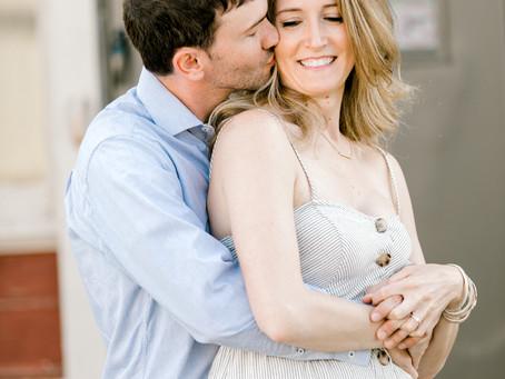 Brian & Krista // Timewell, IL engagement