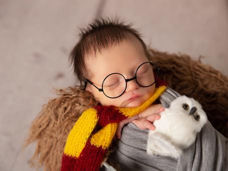 Wren ~ Newborn // Golden, IL Newborn Photographer