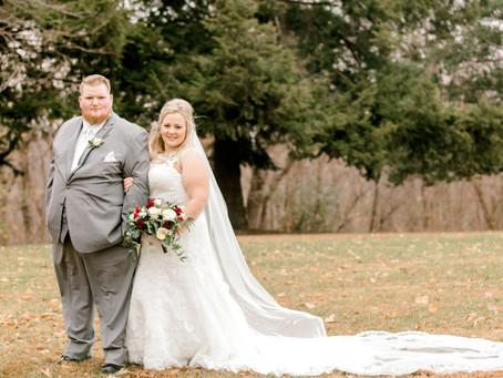 Garrick + Hailey {Barry, IL wedding}