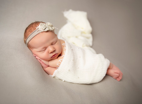 Londyn Marie // Newborn Session