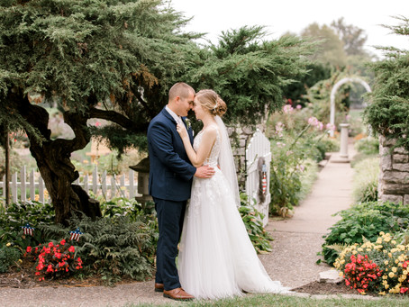 Tyler & Abigail // Quincy, IL Wedding