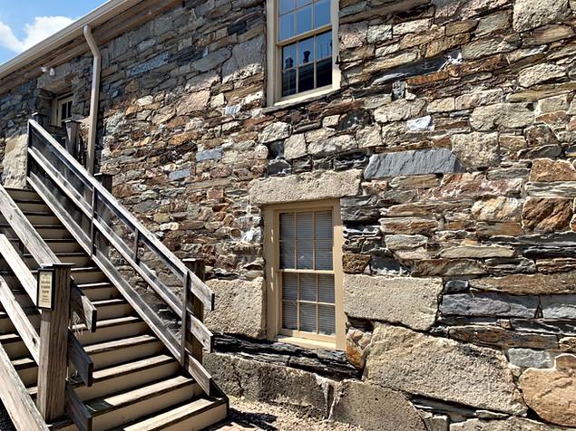 DeWolf Slave Trading Building - mid 1700's